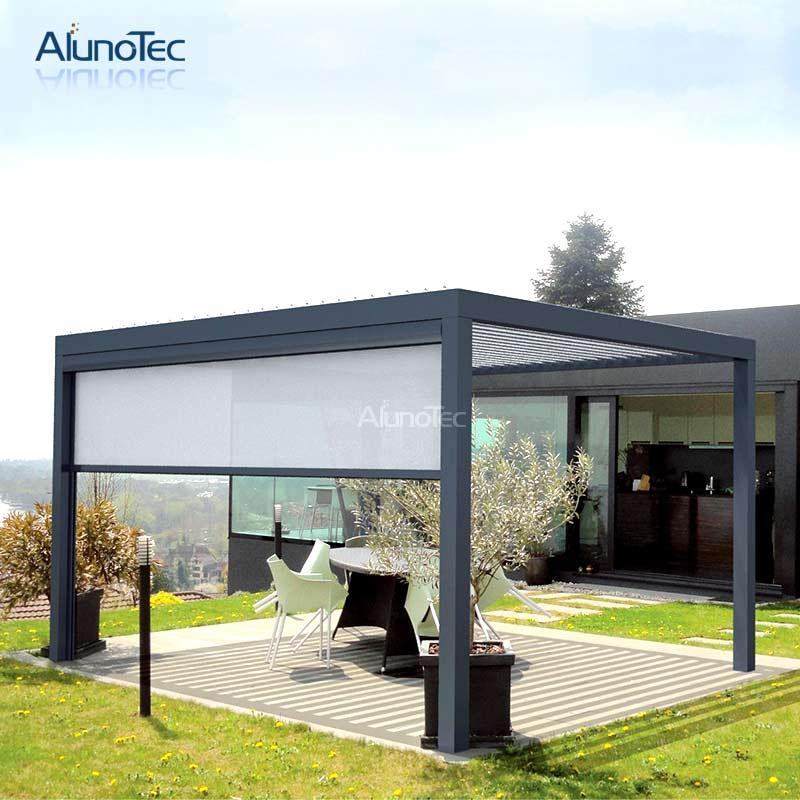 Diy Aluminum Pergola Design Bioclimatic Aluminium Pergola Buy