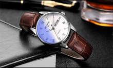 Новинка 2020, модные мужские наручные часы WLISTH, кварцевые часы из нержавеющей стали, мужские водонепроницаемые часы с английским календарем(Китай)