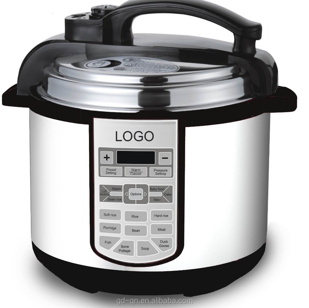 Model#D5001A ALUMINIUM ALLOYED BABY FOOD PRESSURE COOKER