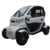 EEC 4 wheel chinese mini  tok tok retail price vehicle electric ulitity car with AC