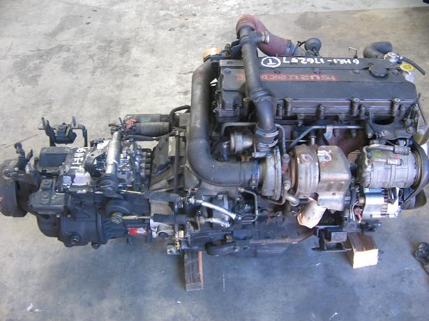 Used Isuzu 4he1 Turbo Engine - Buy Used Engine Product on Alibaba com