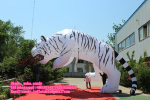 Giant inflatable tiger from daming inflatable C-175