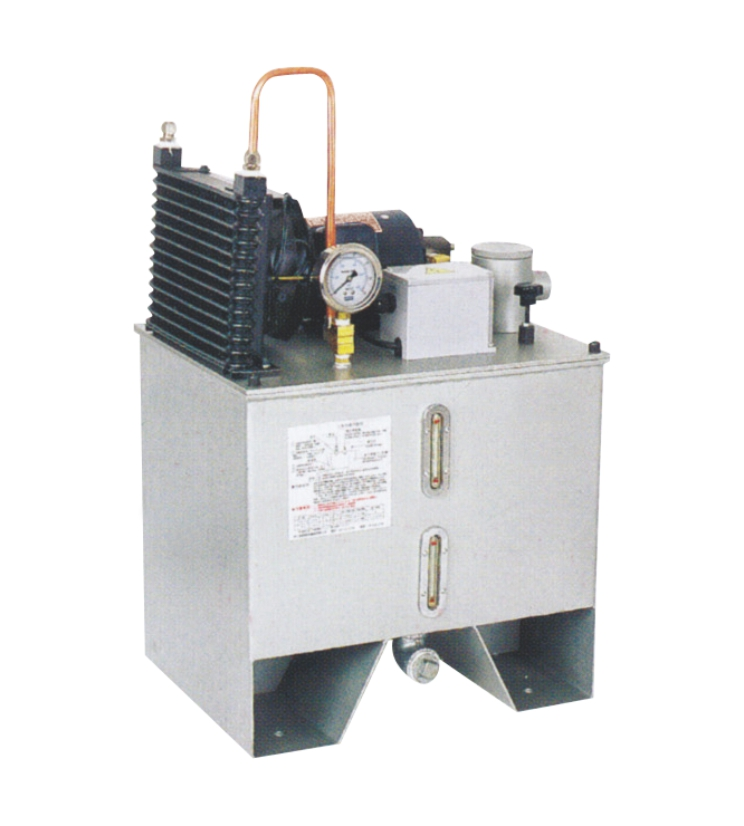 Circulating electric thin oil lubrication pump station fuel-efficient oil saving hydraulic Cycloid pump cooling device