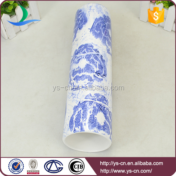 Chinese qing dynasty antique ceramic vase
