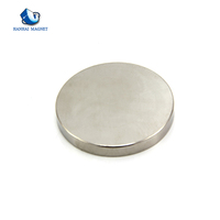 Permanent Round Shape N52 Rare Earth Magnet