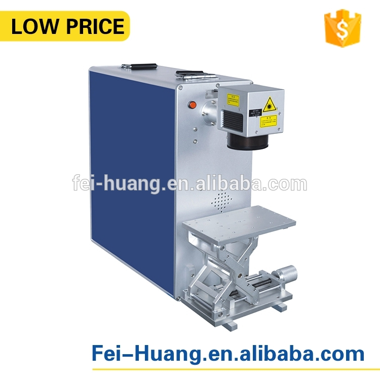Cheap price multifunctional color laser marking machine