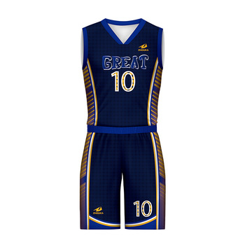 758ccd5974c Where to Buy Custom Your Own Sublimation Navy Blue Basketball Team Jerseys  With Your Logo Name