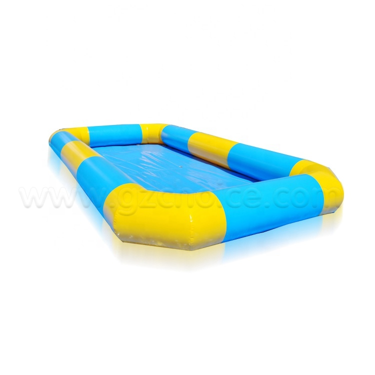 CHOICE Facoty Price High Quality PVC Tarpaulin Colorful Large Inflatable Swimming Pool