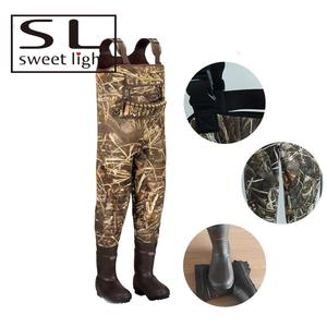New arrival breathable cheap fly fishing hip waders