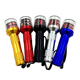 FC-HG-04 Custom Aluminum alloy herb weed electric grinder metal flashlight style grinder
