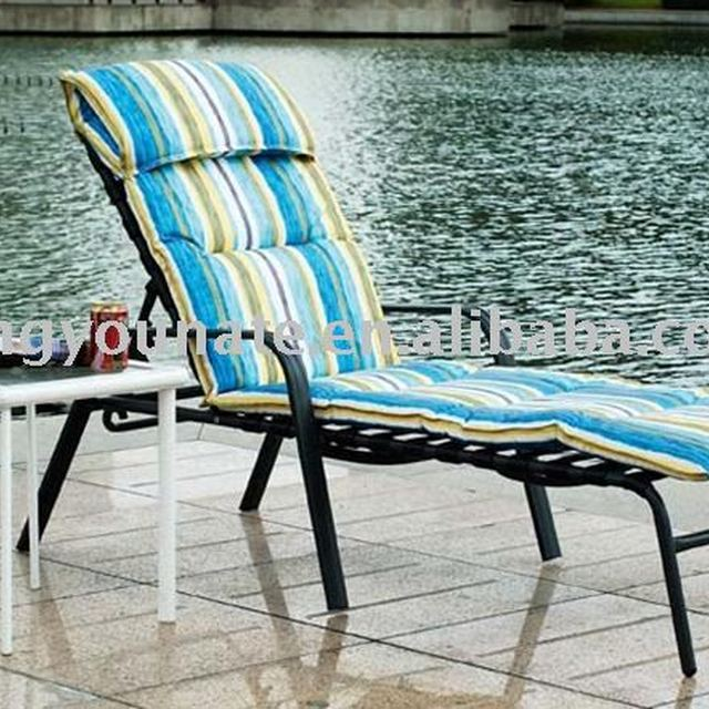 UNT-CB-230 outdoor PVC chaise lounge : pvc chaise lounge - Sectionals, Sofas & Couches