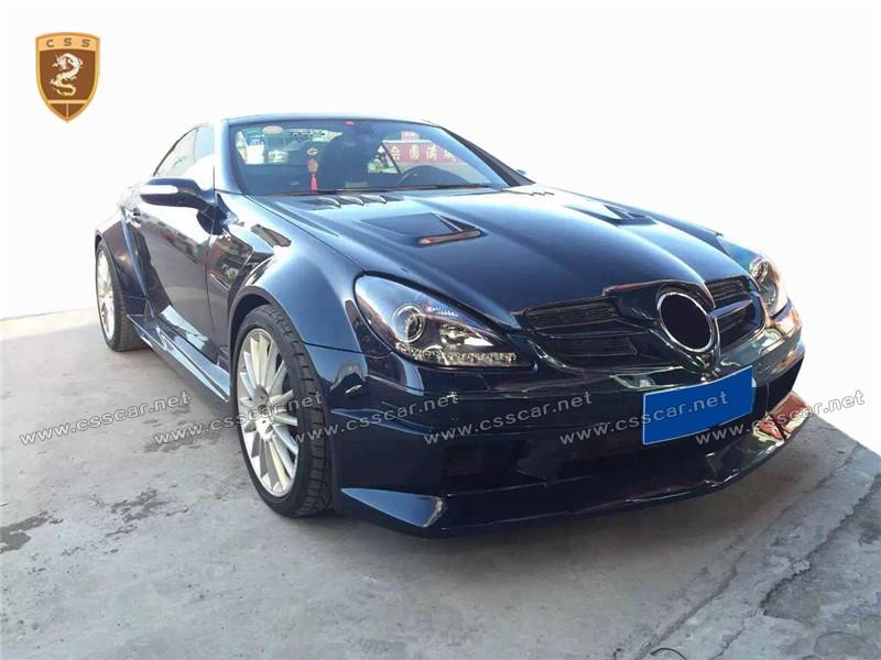 2006 2010 bens body kit wholesale for mercede slk r171wide for Mercedes benz wholesale