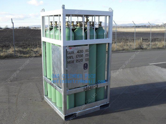 With Good Design Gas Cylinder Rack