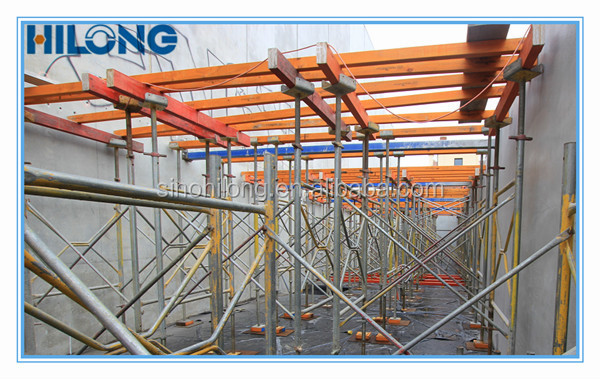 Frame Vs Shoring Prop : Australia standard steel hdg v shore frame for formwork
