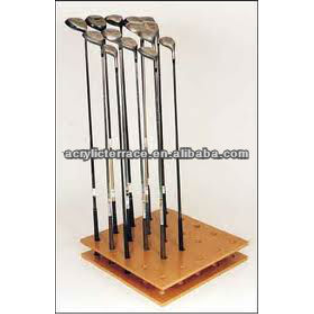 golf/floor style golf selector-y13092323/golf product stand/golf club holder