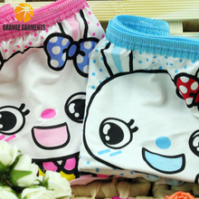 Factory wholesale boxer shorts for preteen teen girls panties