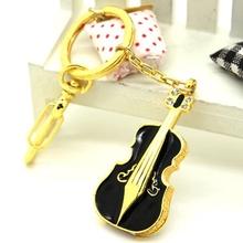 Crystal Violin Gift Jewelry Usb Flash Drive 1TB 2TB Guitar Pendrive 64GB Pen Drive 8GB 32GB Pen Driver 16GB 128GB USB Stick 2.0