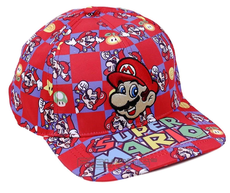 e814078c7 Cheap Super Mario Snapback, find Super Mario Snapback deals on line ...