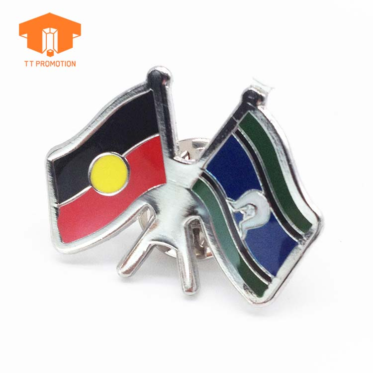 Steady Wholesale 300 Arts,crafts & Sewing Apparel Sewing & Fabric Countries Flag Laple Pin Badge Flag Pin Badges In Mixed