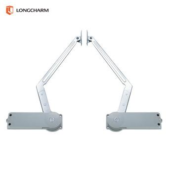 Zinc Alloy Kitchen Folding Double Door Gas Hydraulic Cabinet Lift Support    Buy Hydraulic Cabinet Lifting Hinges Gas Support,Zin Alloy Hydraulic ...