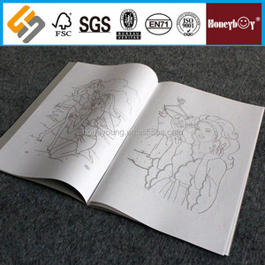 OEM/ODM chinese drawing book sketchbooks stationery