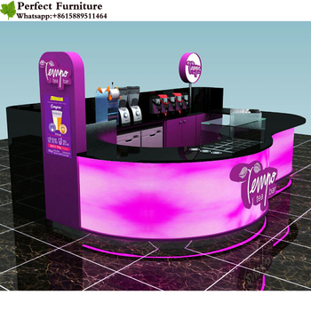 2017 Soft Serve Ice Cream Sandwich Showcase Food Franchise Cart Kiosk With Sinks
