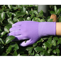 SRSAFETY Purple Nitrile oil resistant hand protection glove for work