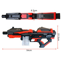 Automatic Dart Gun toy Kids soft eve gun with bullets from Kony foam toy