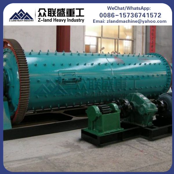 Widely used cement coal hematite quartz sand China factory first rate manganese ore ball mill