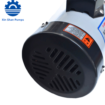 Sisan Centrifugal Agricultural Clean Water Cast Iron Single Phase Food Screw Bathroom Sanitary Beer Homeberwing Pump