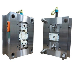 High quality plastic injection mold manufacturer reverse injection mould and double injection mold