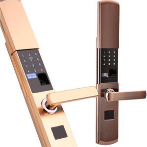 Waterproof Biometric Door Lock, Waterproof Biometric Door Lock