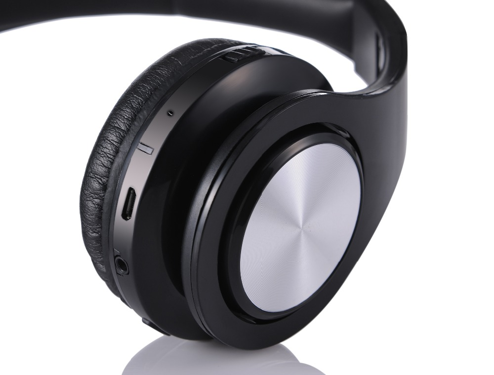 2015 mobile phone wireless foldable bluetooth stereo headphone cheapest