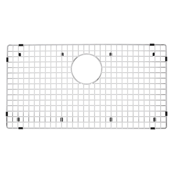 Stainless Steel Kitchen Sink Protector Rack Grid