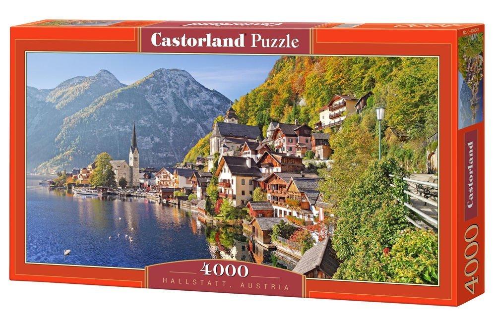 Cheap 4000 piece puzzle find 4000 piece puzzle deals on line at get quotations hallstatt austria 4000 piece by castorland puzzle gumiabroncs Images