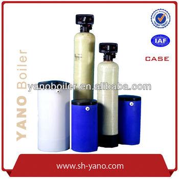Adoucisseur d 39 eau industrielle pour chaudi re vapeur for Adoucisseur d eau pour maison