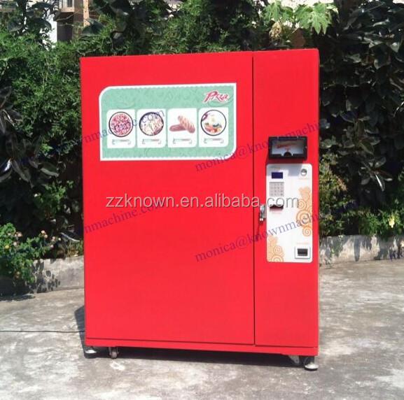 fries vending machine