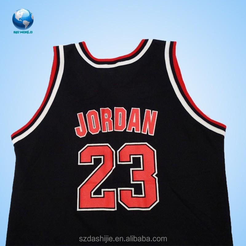 Popular 23 Jordan Jersey-Buy Cheap 23 Jordan Jersey lots from ... c68a59ca1