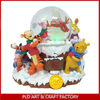 you own custom design Snow Globe Christmas gift cheap wholesale