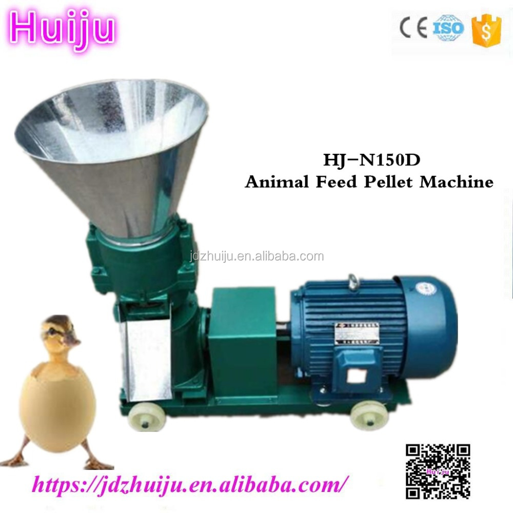Fish Feed Factory Making Machine Price/best Poultry Manual Feed Pellet Mill  Hj-n150d - Buy Fish Feed Pellet Machine,Pellet Making Machine Price,Small