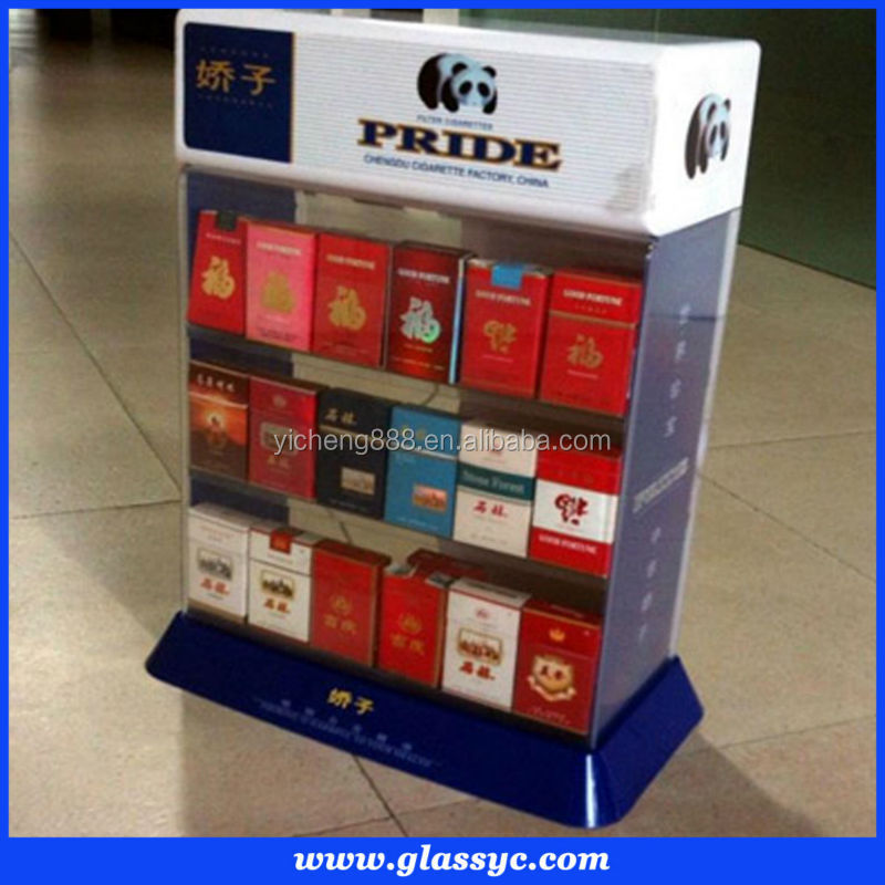 Wholesale acrylic cigarette rack with LED light - Alibaba.com