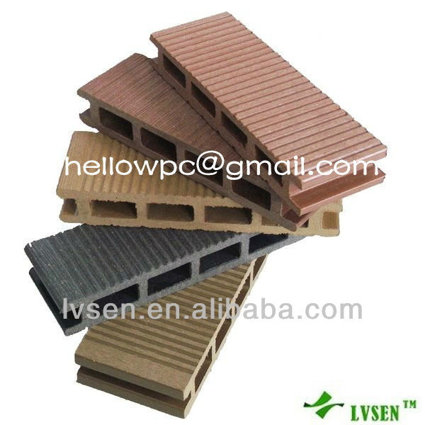 Standard Wood Plastic Composite Deck Board Size, Standard Wood ...