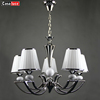 Guzhen factory decorative modern new design hanging pendant light & chandelier