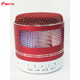 Foste Wireless Cute Portable Subwoof Sound with Mic TF card FM radio AUX MP3 Music Loudspeaker Small Bluetooth Speaker