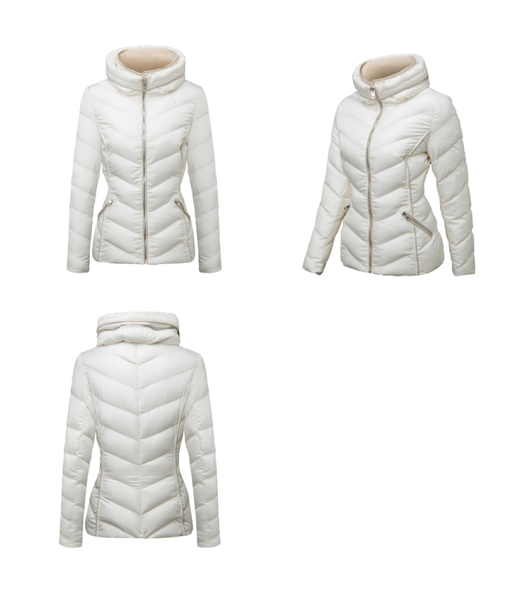 The New Winter Fashion Promotional Softshell Jacket Women's Padded Jackets women s jackets coats