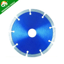 Hot pressed sintered stone and concrete cutting diamond saw blade with top quality