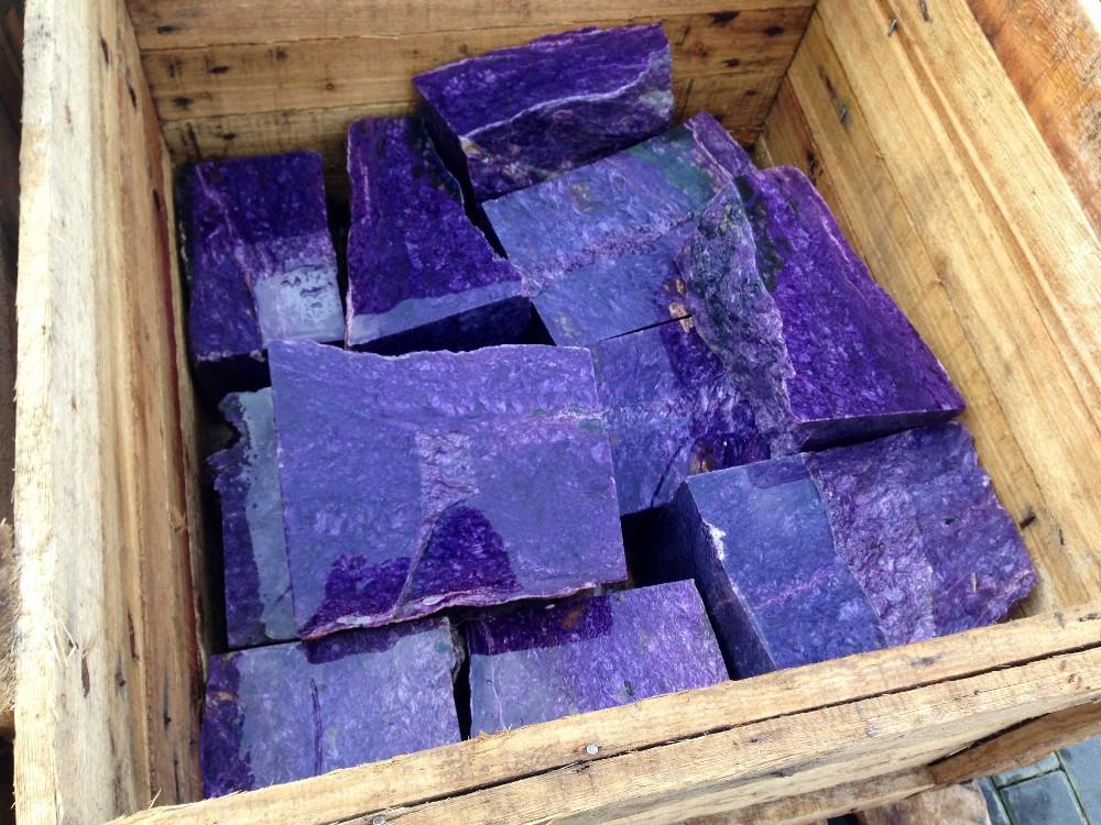 Charoite Rough Aaa Big Blocks