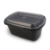 Disposable Plastic Custom Takeaway Food Container with lid Sizes