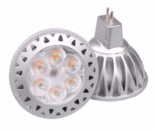 5 W 7 W 12 V Mini Holofotes Dimmable MR16 lâmpada LED GU5.3 Lâmpada <span class=keywords><strong>MR</strong></span> 16 CE TUV GS certificado