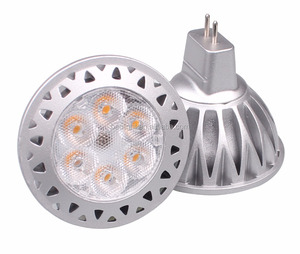 5W 7W 12V Mini Spotlight Dimmable MR16 LED Bulb light GU5.3 Lamp MR 16 CE TUV GS certificate